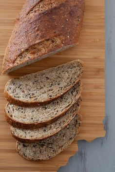Multigrain bread like wf ancient grain