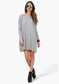 Basic t-shirt Dress | lots of fun colors available