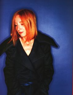 Bee- Beth Gibbons of Portishead. I love Portishead. Beth has a gorgeous voice and it's put to an excellent spooky effect on their second album, Portishead.