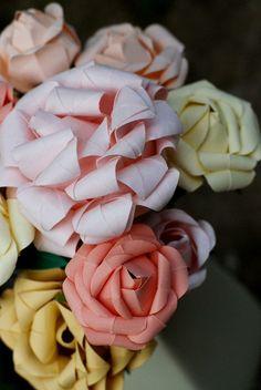 more paper roses
