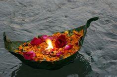 Holy river Ganga, India