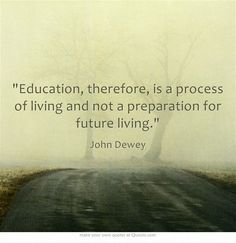 Dewey quotation