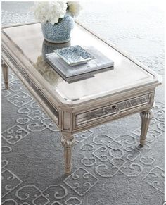 27 best shabby chic coffee table ideas