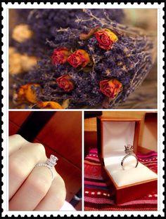 """Nhẫn Vàng trắng """"HOA XUÂN"""" do AME Jewellery chế tác ĐỘC QUYỀN theo ý tưởng & phong cách riêng. Mẫu thiết kế trang sức độc đáo, sang trọng & đầy nghệ thuật."""