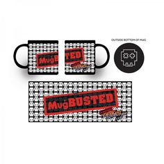 Buy Online McBusted - 2015 Tour Mug