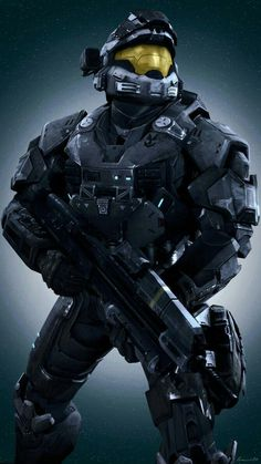 ♪Oscillian - Acheron DreamsHalo Reach - Noble Six \ Multiplayer SpartansThanks a lot Kuro and Sundownsyndrome! I enjoyed character mak. Halo Reach - Noble Six \ Multiplayer Spartans Armadura Sci Fi, Odst Halo, Halo Armor, Halo Reach Armor, Halo Spartan Armor, Marshmello Wallpapers, Halo Collection, Halo Master Chief, Halo Series