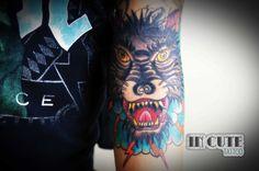 Lobo At In Cute Estúdio de Tatuagem. Rua Cardeal Arcoverde, 1905 11 3031-2531