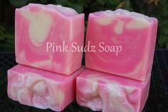 Pink Sudz Soap: June 2013
