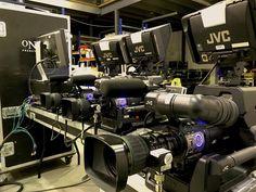 JVC Cameras being pr
