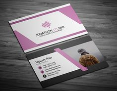 """Check out new work on my @Behance portfolio: """"Corporate Business Card"""" http://be.net/gallery/53354291/Corporate-Business-Card"""
