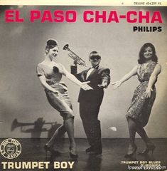 LP Cover  Trumpet Boy - El Paso Cha-Cha