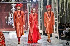 Tarun Tahiliani #Couture Collection 2016 - #Indian #Designer #Brand #Fashion #Bride #Groom