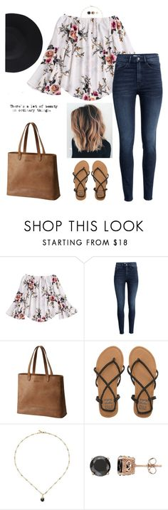 """State S&E"" by julia-grace-dressed-in-lace ❤ liked on Polyvore featuring H&M, RAHUA, SOREL, Billabong, Vanessa Mooney and SOPHIE MILLER"