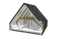 8A Architecten | Quokka Oosterwold, Almere - moderne schuurwoningen in 'De Nederzetting'