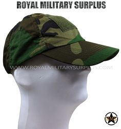 Tactical Cap - US WOODLAND (M81 Pattern) - 13.95$ (CAD) - US WOODLAND (M81 Pattern) USA Armed Forces Camouflage - 4 Colors Tactical Cap Design (Army/Military/Special Forces) Made following Military Specifications 100% Cotton RIPSTOP 1 Front Velcro Position (8cm x 5cm) 1 Back Velcro Position (5cm x 5cm) 1 Top Velcro Position (2cm x 2cm) Adjustable Tuck Strap with Slide Closure One Size (Fits All) BRAND NEW http://royalmilitarysurplus.com/Field-Tactical-Caps_c12.htm
