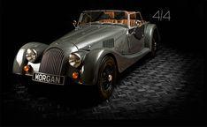 Morgan 4x4 roadster