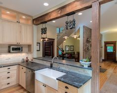kitchen counter pass through - Google Search