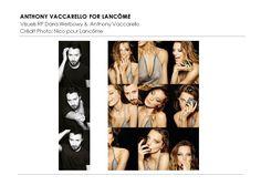 Pour les 80 ans de Lancôme, la marque charge Anthony Vaccarello d'une ligne de maquillage pour l'automne hiver 2015-2016. L'histoire entre Lancôme et Anthony Vaccarello commence lorsque le créateur...