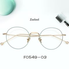791920c937 Master Round Green Glasses. Rounding. Zeelool Optical · Love nature! Tree  color!