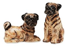 Pavilion Gift Rescue Me Now Pugsley & Buddy Pug Salt and Pepper Shaker Set - http://weloveourpugs.net/pavilion-gift-rescue-me-now-pugsley-buddy-pug-salt-and-pepper-shaker-set/
