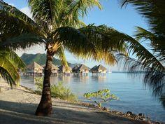 Luxurious Le Meridien Bora Bora Resort