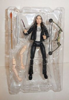 "Buffy the Vampire Slayer Diamond Select ""Graduation Day"" Faith Action Figure"