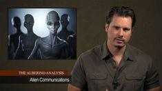 The Alberino Analysis - Alien Communications