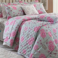 Cama Box, Comforters, Blanket, Bed, Home, Cama Queen, Bed Sets, Duvet, Beds