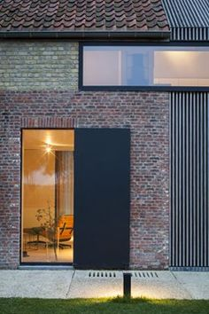 Modern Houses, Architects. Farmhouse Burkeldijk And Fortress Hazegras,  Knokke Heist, Govaert U0026 Vanhoutte Architects
