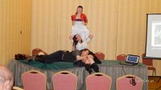 Sex in the Victorian Era panel at Leprecon 2014.  18+.  Not just steampunk porn!
