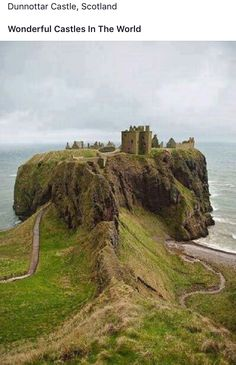 Another castle in Scotland on my bucket list