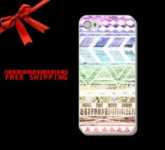 Color Ethnic Geometric iPhone 5S 5C 5 4S/4 Hard Cover Case,iPod Touch 4/5 Hard Case,iPhone Cover,personalize Style, Christmas Gift.New Year Gift  *Made from high quality Material  *Fits all version iPhone.  *Cut-out design allows user can access all keypad button  *Durable, long-lasting with...