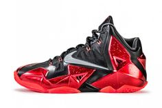 These Lebron elevens are great.  They look cool and are very comfortable.