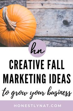 Fall is almost here.  Is your online shop ready?  Check out these creative fall marketing ideas to kick your marketing into full gear and grow your business this season.  #fallmarketingideas #growyourshop #marketingideas #etsyshop