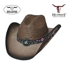 Bullhide Enchanted Cowgirl Hat - traditional cowgirl hat with updated flair
