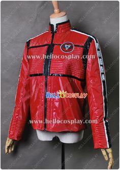 My Chemical Romance Costume Na Na Na Kobra Kid Jacket Red - $159.00