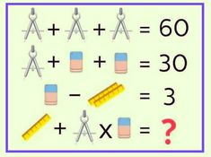 Can you solve the geometry puzzles?
