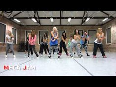 I told you, she be doing it!   'Your Body' Christina Aguilera choreography by Jasmine Meakin (Mega Jam)