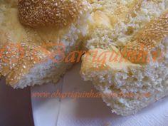O Barriguinhas: Pão de Batata e Sementes de Sésamo