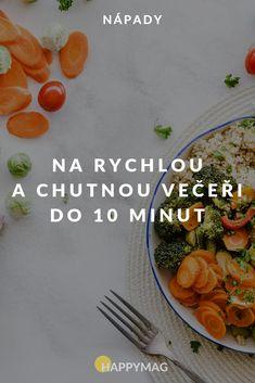 15 nápadů na rychlou večeři do 10 minut 21st, Cooking, Food, Kitchen, Essen, Meals, Yemek, Brewing, Cuisine