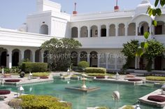 indian palace roof garden - Google Search