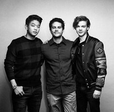 The Death Cure cast at South Korea