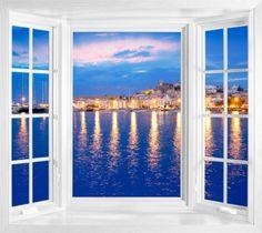 64 best Window Illusion Murals images on Pinterest Window frames