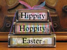 Hey, I found this really awesome Etsy listing at https://www.etsy.com/listing/95469813/easter-decor-hippity-hoppity-easter-and