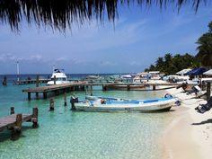 Isla Mujeres Caribbean Mexico