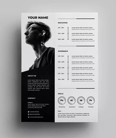 Resume Resume Martien Smith CV Resume Template, Simple & Minimal PowerPoint, Keynote Template Features: 1 PSD file CMYK Mode Print Ready Psd File format Well Layered Easy to use & customize Lester Resume Cover Letter Template, Modern Resume Template, Resume Design Template, Cv Template, Resume Templates, Graphic Design Templates, Keynote Template, Design Curriculum, Curriculum Vitae Layout