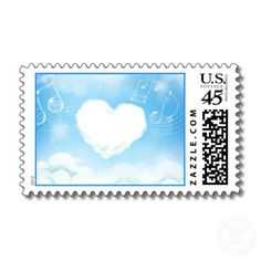 Music Lover's postage stamps!