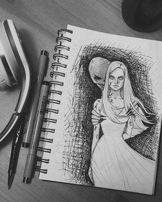 ✏♥♥ #sketches #sketch