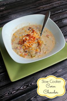 Ninja Cooking System Recipes: Chipotle Corn Chowder