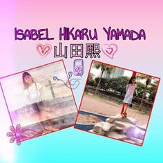 Isabel Hikaru Yamada 山田熙